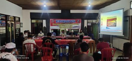 Musyawarah Desa Penyusunan RKP Desa T.A 2022